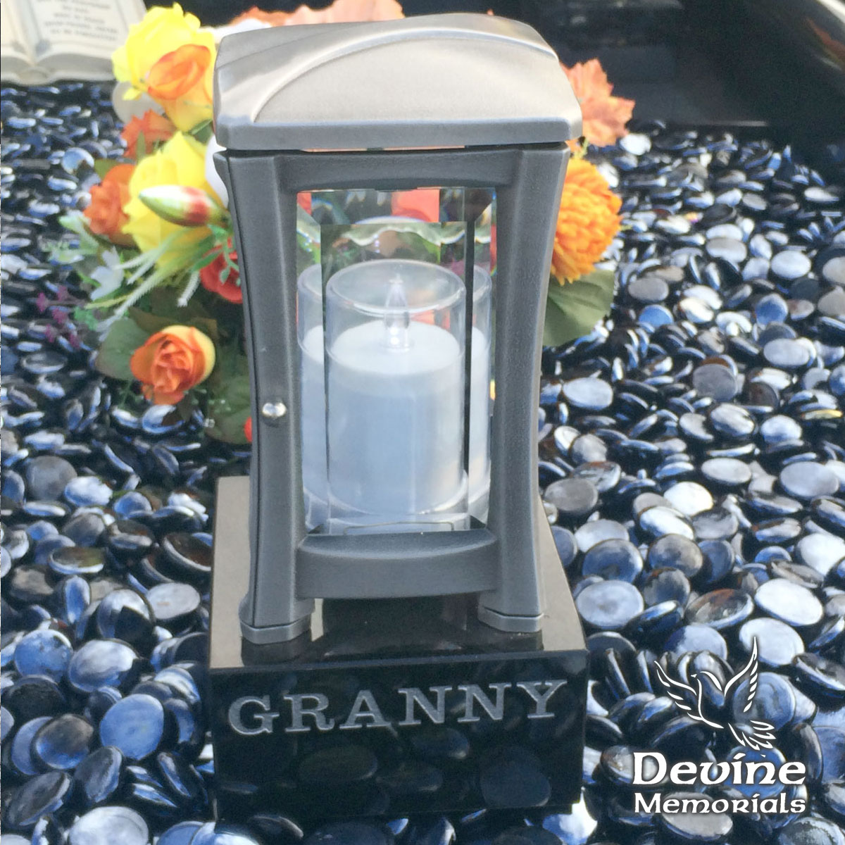 Outdoor Solar Lights Ireland: Grave Accessories Ireland